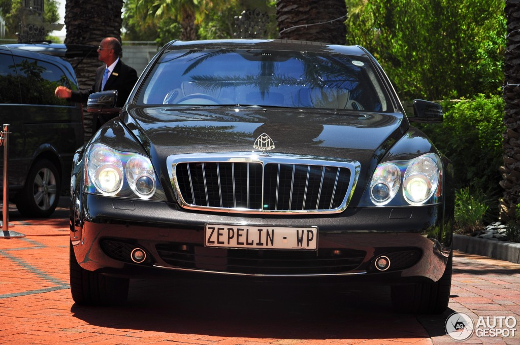 Maybach 62 S Zeppelin 2