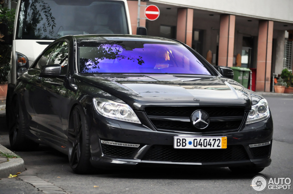 mercedes benz cl 65 amg c216 2011 10 januar 2012 autogespot. Black Bedroom Furniture Sets. Home Design Ideas