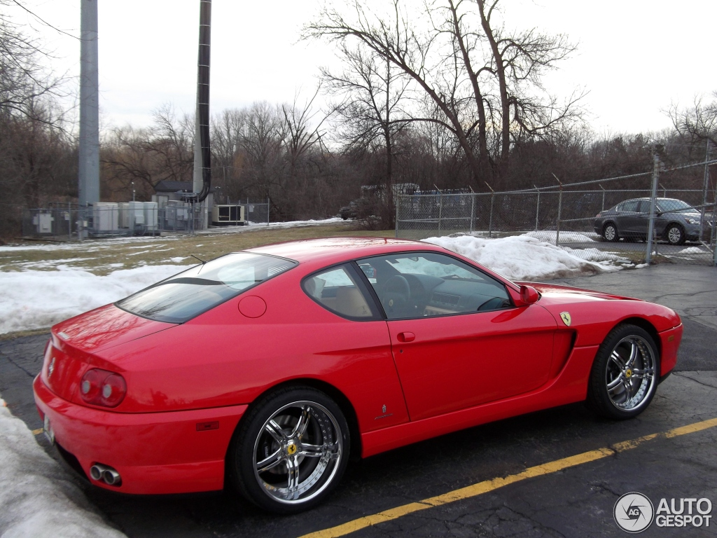 ferrari 456 gt 28 january 2012 autogespot. Black Bedroom Furniture Sets. Home Design Ideas