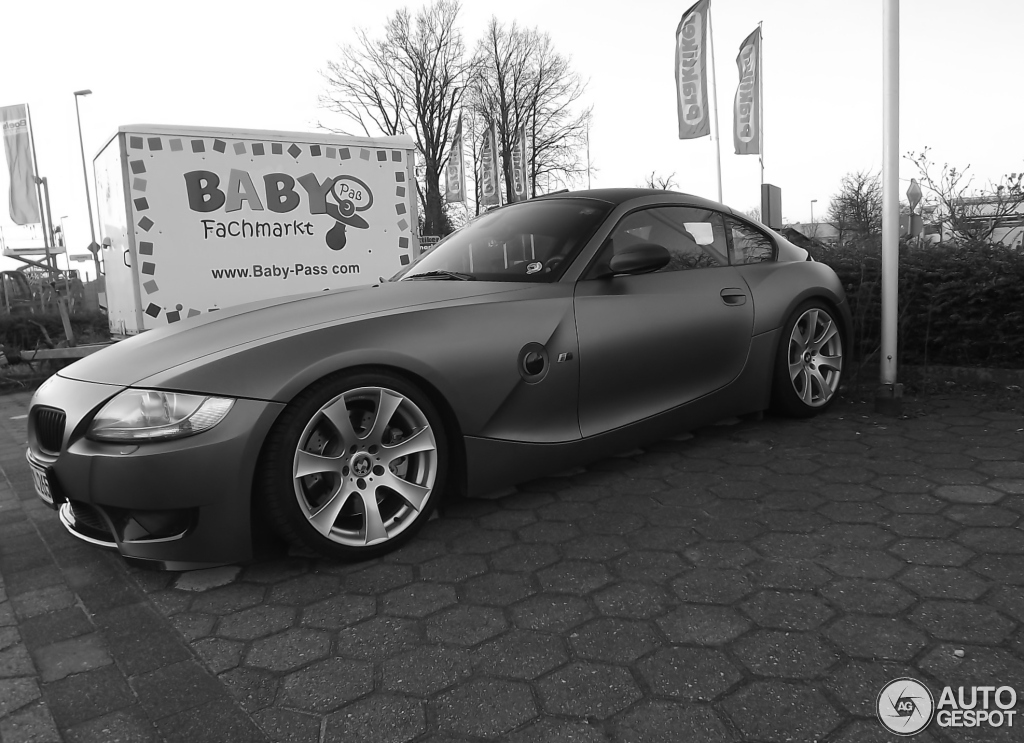 Bmw Z4 M Coup 233 9 February 2012 Autogespot