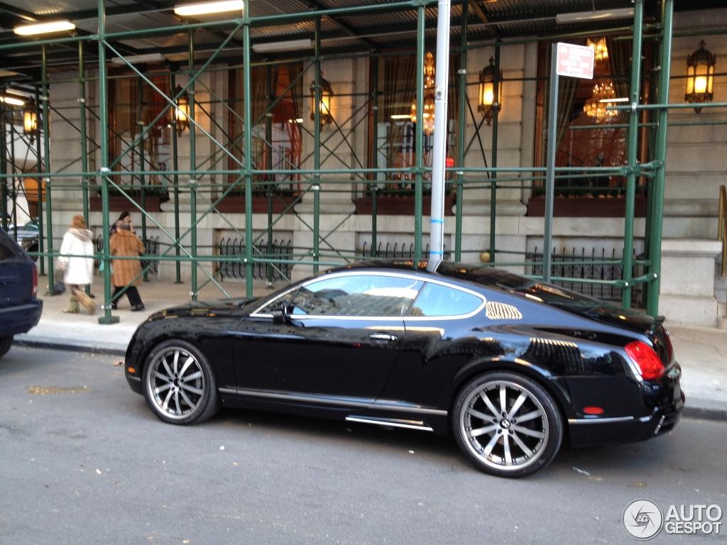 Bentley mansory gt63 4 march 2012 autogespot 3 i bentley mansory gt63 3 vanachro Gallery