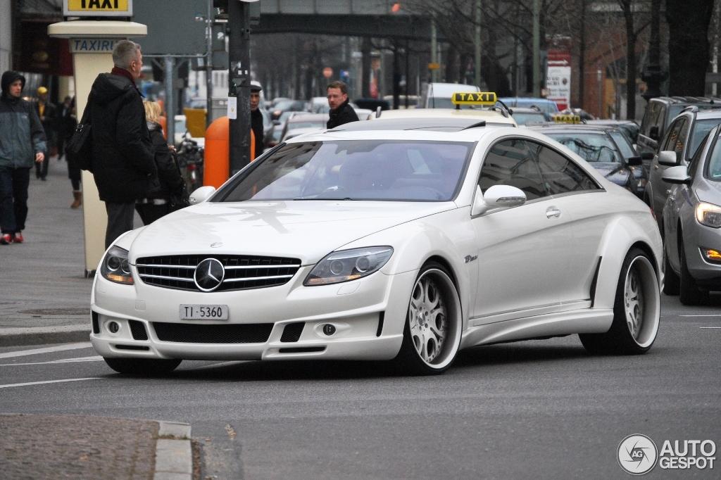Mercedes Benz Fab Design Cl 65 Amg C216 9 Mrz 2012