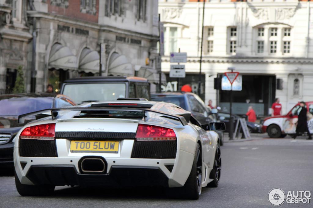 2 I Lamborghini Murciélago LP640 2