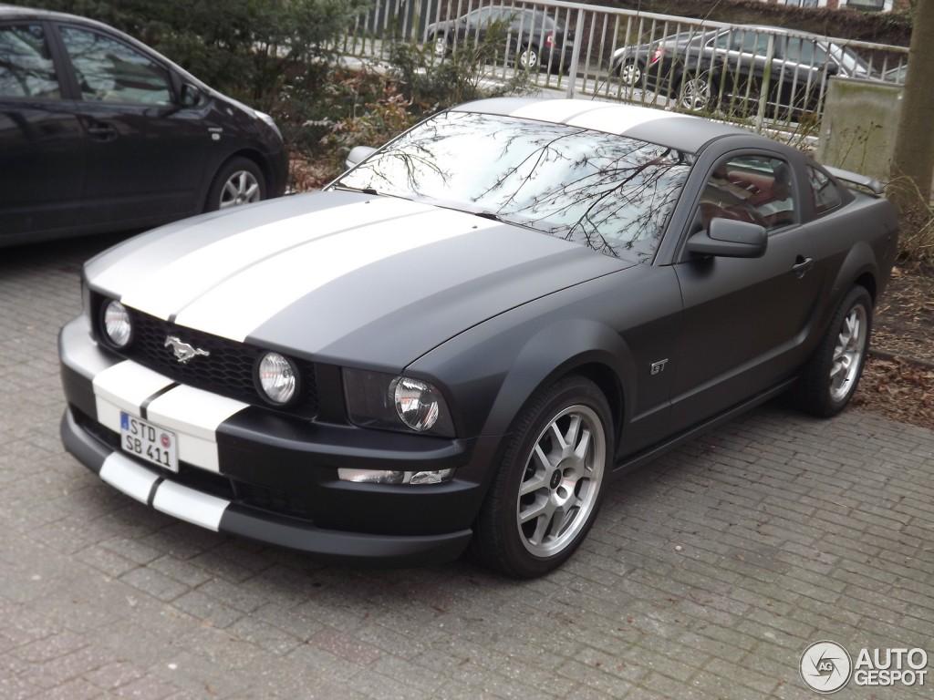 Ford Mustang Gt 18 Mrz 2012 Autogespot