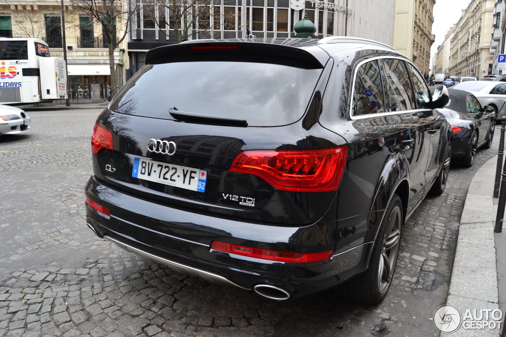 Audi Q7 V12 Tdi 19 March 2012 Autogespot