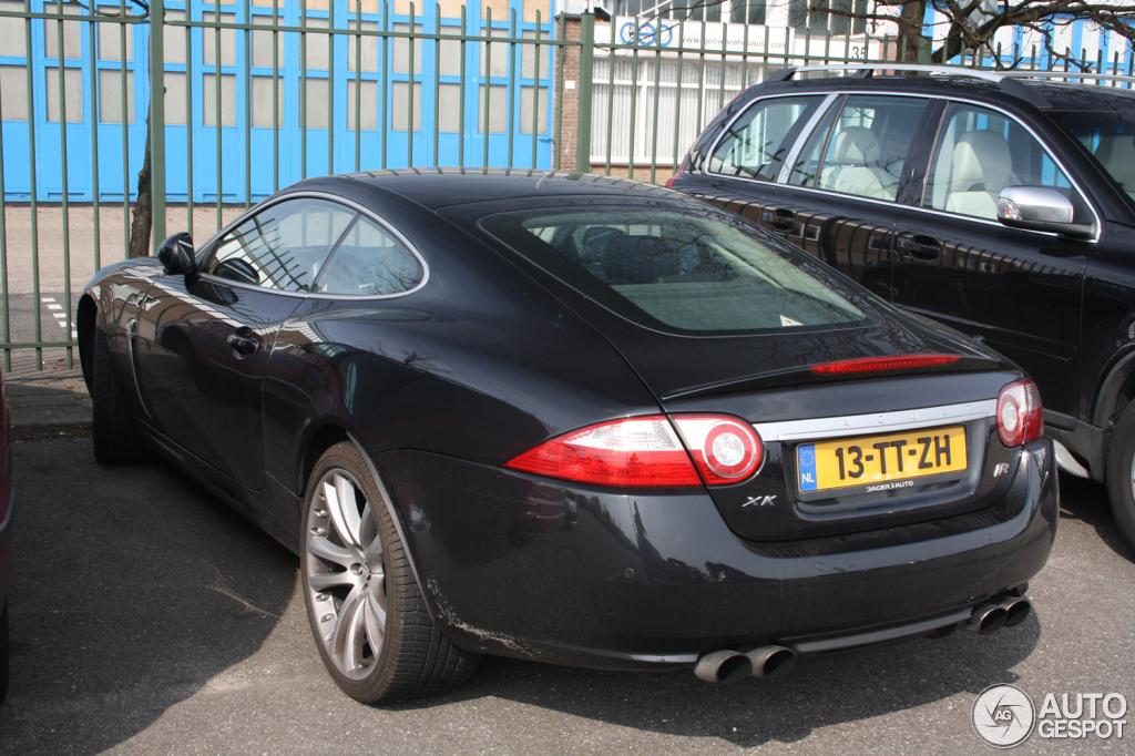 Jaguar XKR 2006 1
