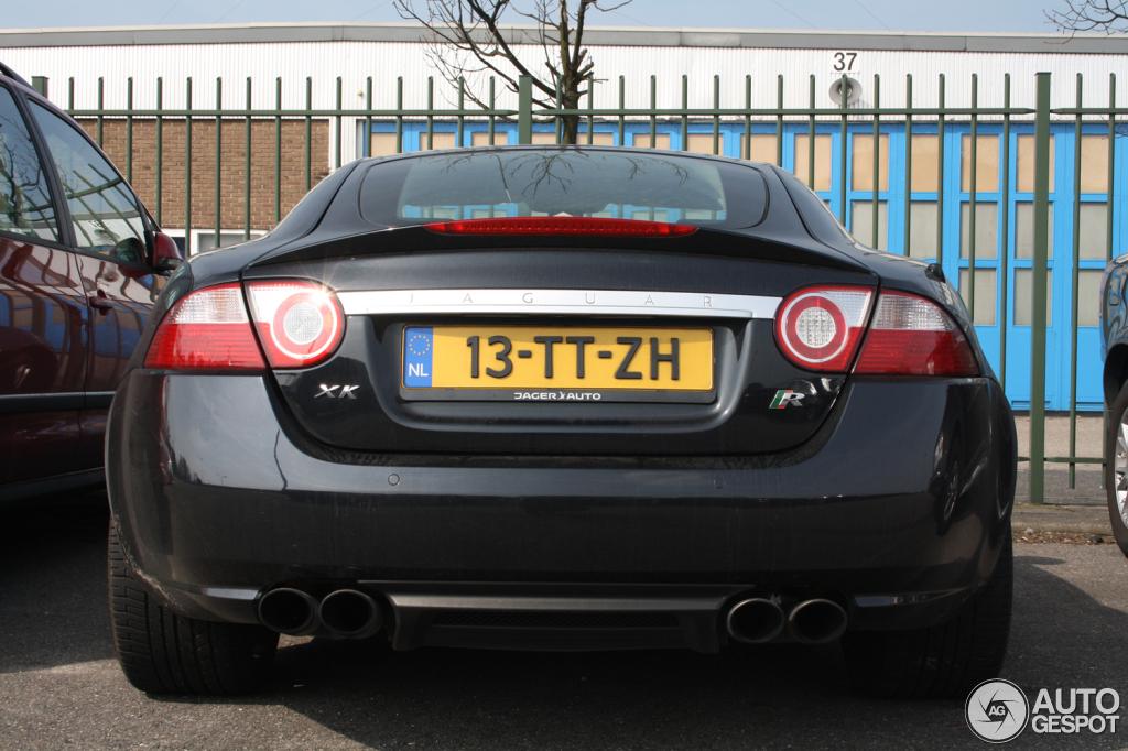 Jaguar XKR 2006 5