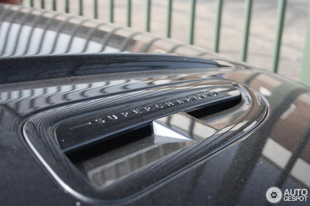 Jaguar XKR 2006 7