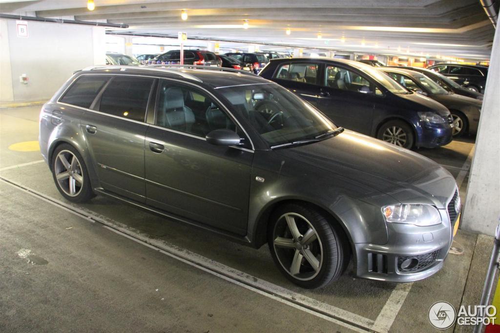 Audi RS4 Avant B7 8