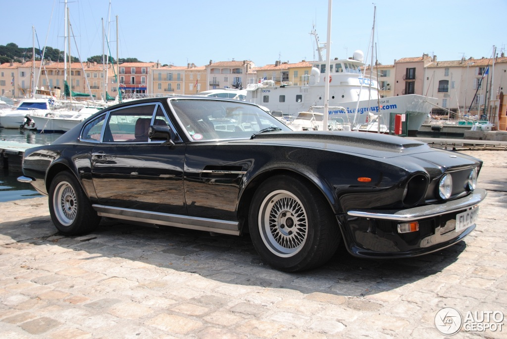 Aston Martin V8 Vantage 1977 1989 1 April 2012 Autogespot