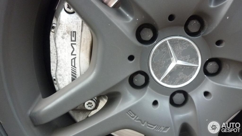 Mercedes-Benz C 55 AMG 10
