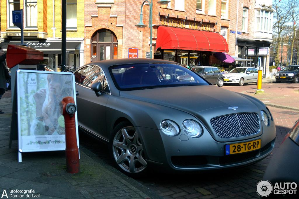 Bentley Continental GT 5