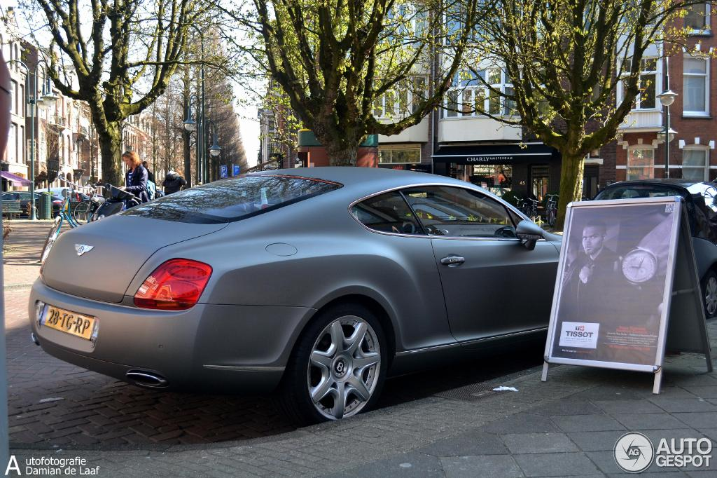 Bentley Continental GT 7