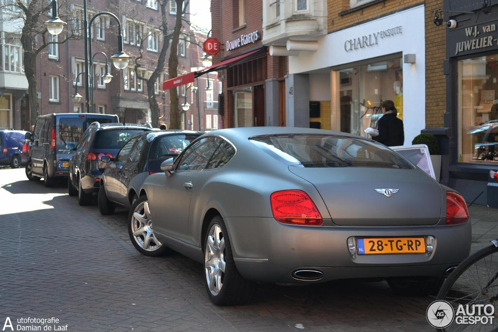 Bentley Continental GT 8