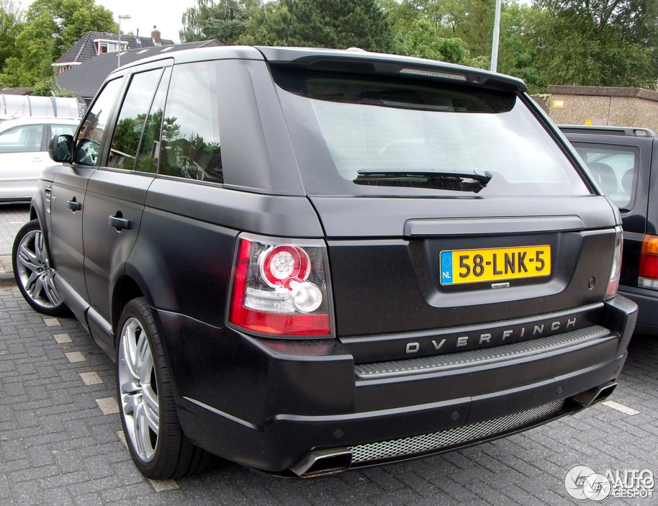Land Rover Overfinch Range Rover Sport Supercharged 6