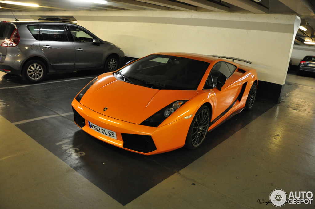 Lamborghini Gallardo Superleggera 1