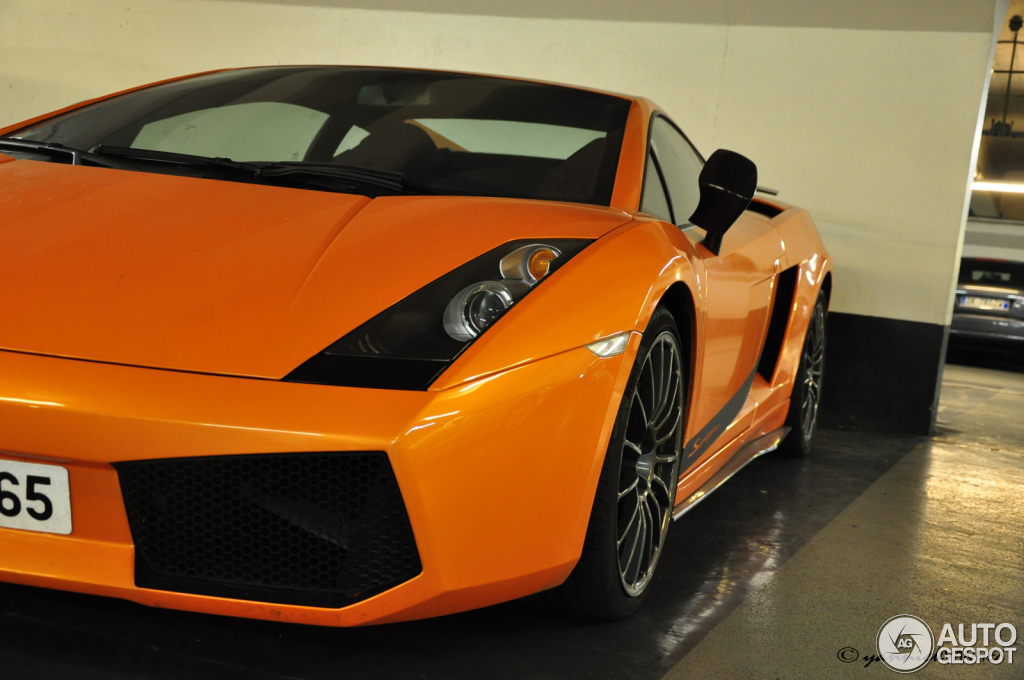 Lamborghini Gallardo Superleggera 3