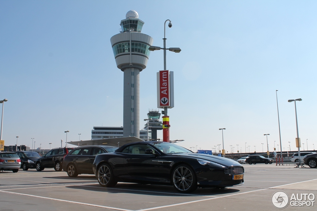 Aston Martin Virage Volante 2011 1