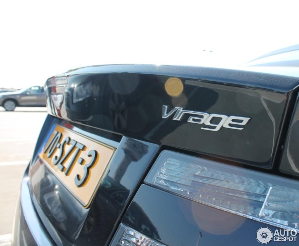Aston Martin Virage Volante 2011 10