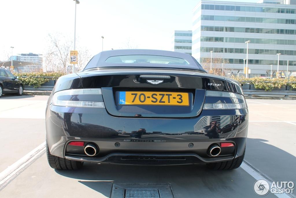 Aston Martin Virage Volante 2011 4