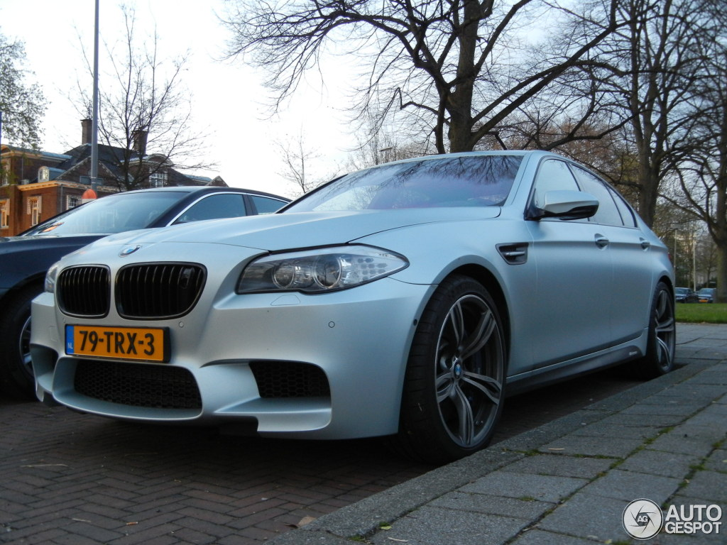 BMW M5 F10 2011 - 13 April 2012 - Autogespot