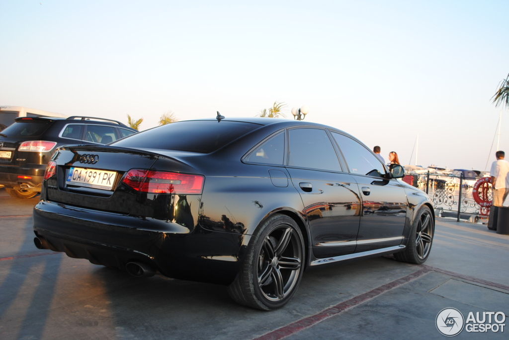 audi mtm rs6 sedan c6 14 avril 2012 autogespot. Black Bedroom Furniture Sets. Home Design Ideas