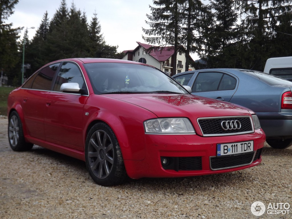 audi rs6 sedan c5 15 april 2012 autogespot. Black Bedroom Furniture Sets. Home Design Ideas