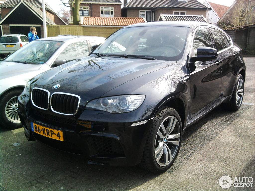Bmw X6 M 15 April 2012 Autogespot