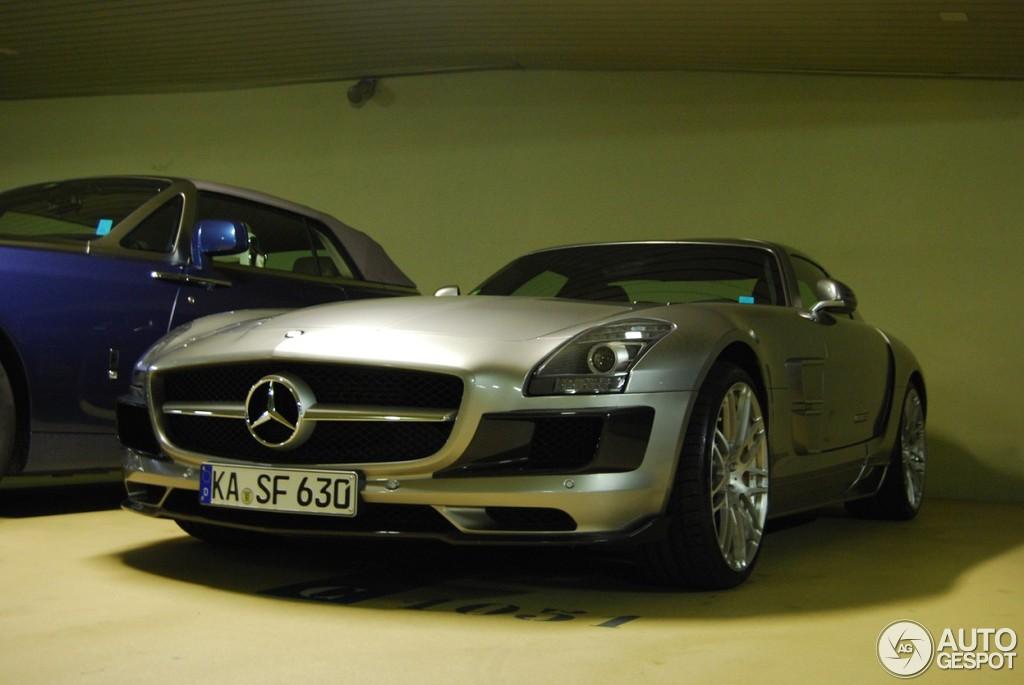 Mercedes-Benz Brabus SLS AMG 2