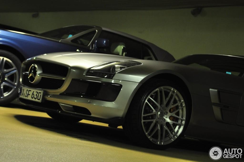Mercedes-Benz Brabus SLS AMG 7