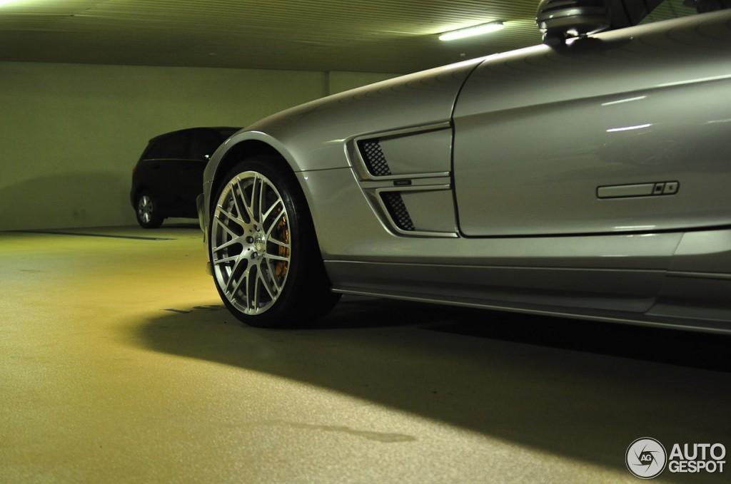 Mercedes-Benz Brabus SLS AMG 8