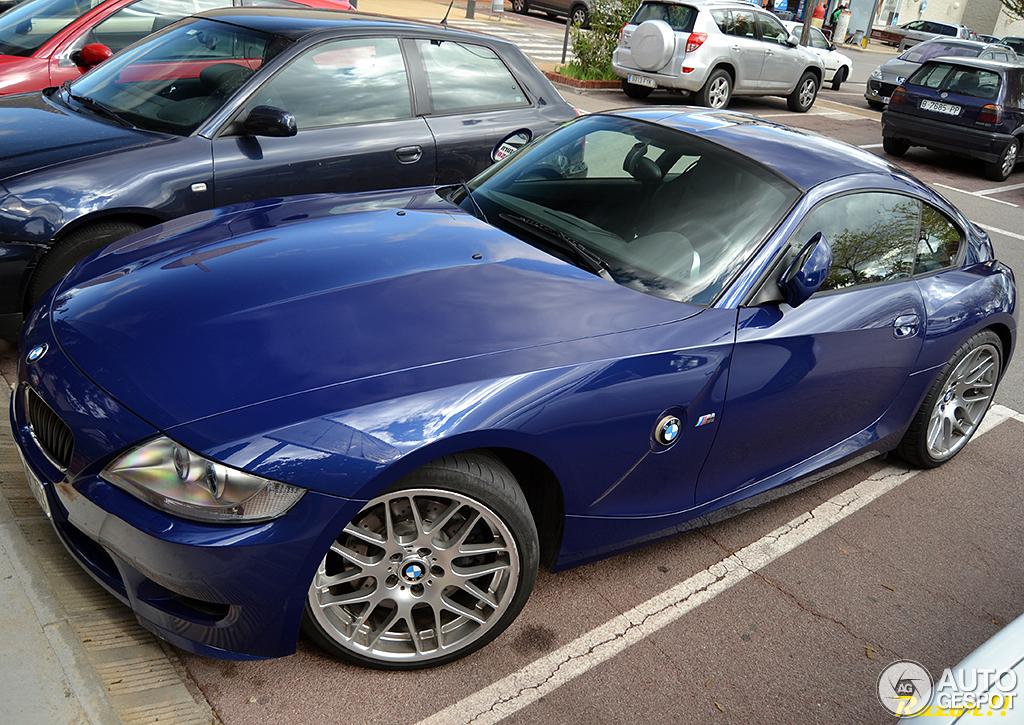 Bmw Z4 M Coup 233 17 April 2012 Autogespot