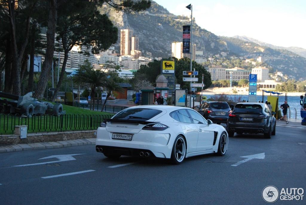 Porsche TopCar Stingray GTR 1
