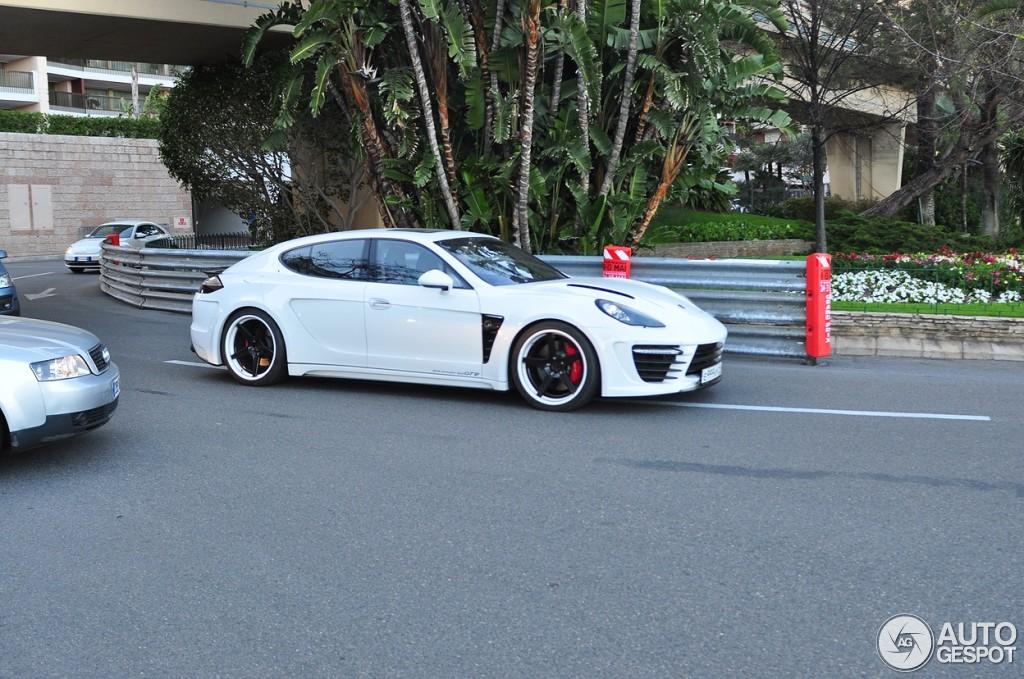Porsche TopCar Stingray GTR 4