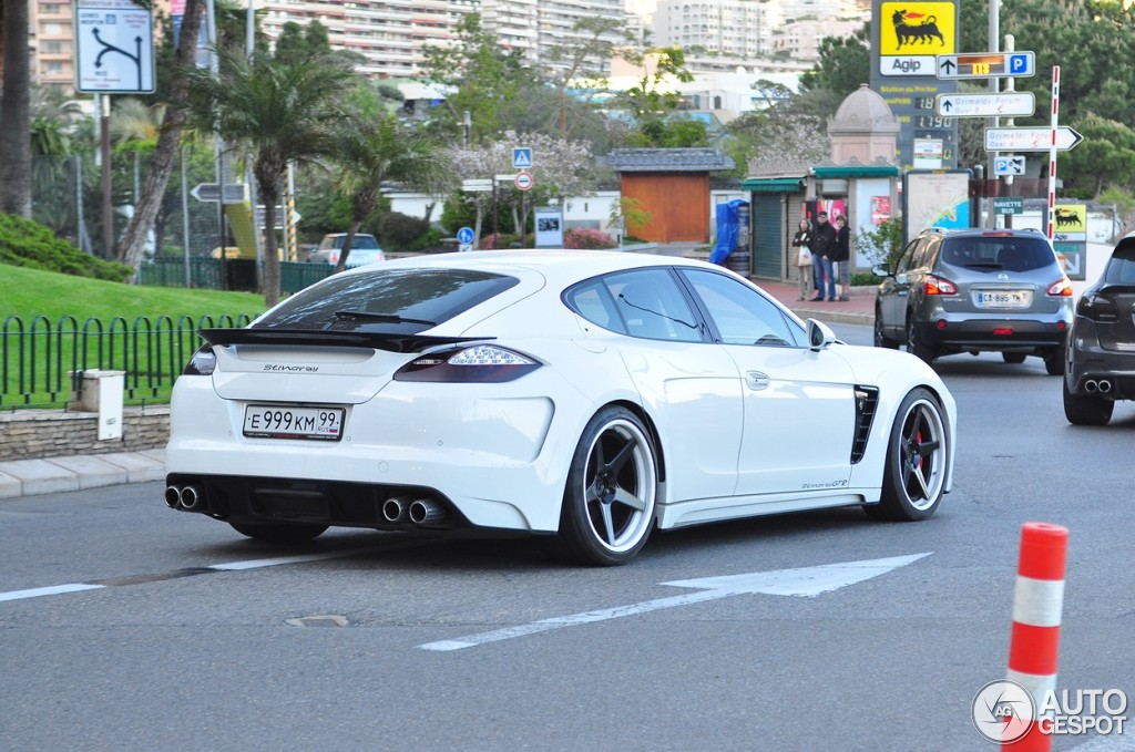 Porsche TopCar Stingray GTR 6