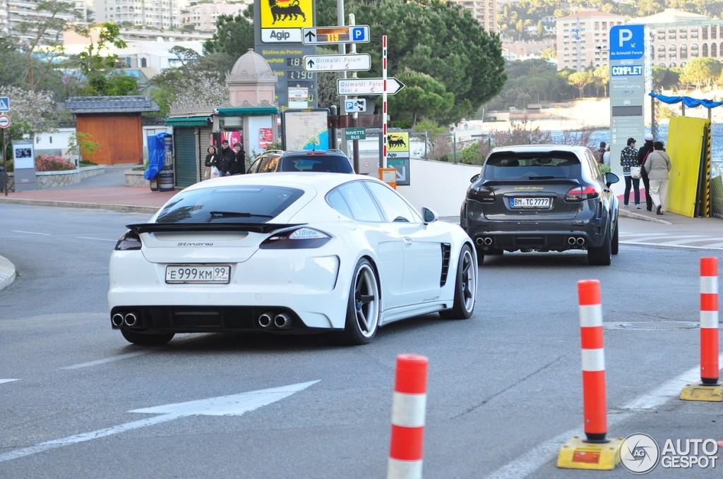 Porsche TopCar Stingray GTR 7