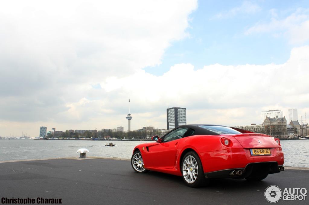 Ferrari 599 GTB Fiorano 7
