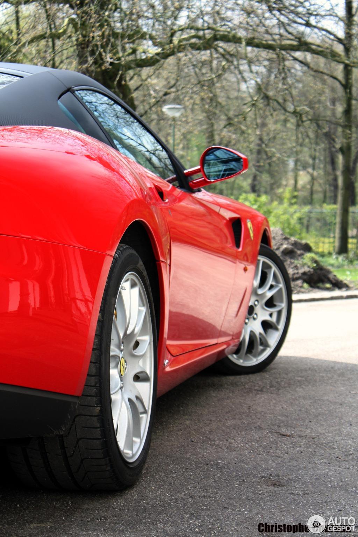 Ferrari 599 GTB Fiorano 9