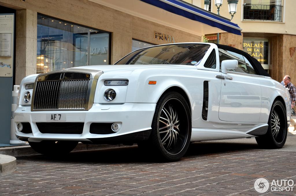 Rolls royce phantom drophead coup mansory bel air 21 - Rolls royce phantom drophead coupe for sale ...