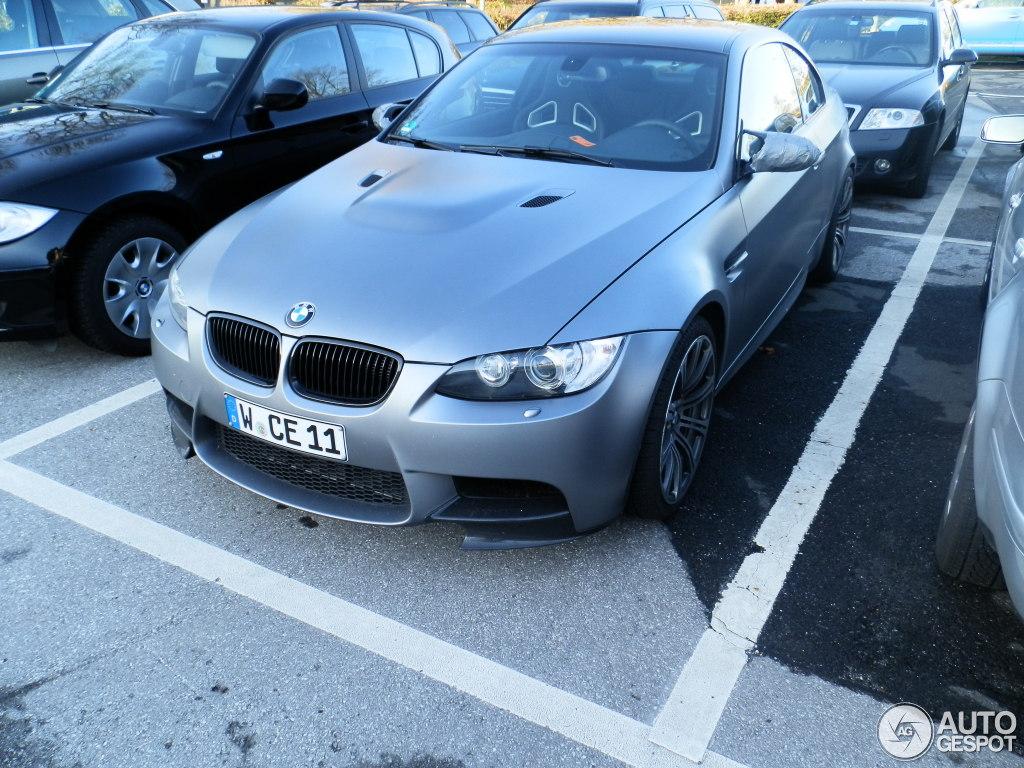 BMW M3 E92 Coupé 2