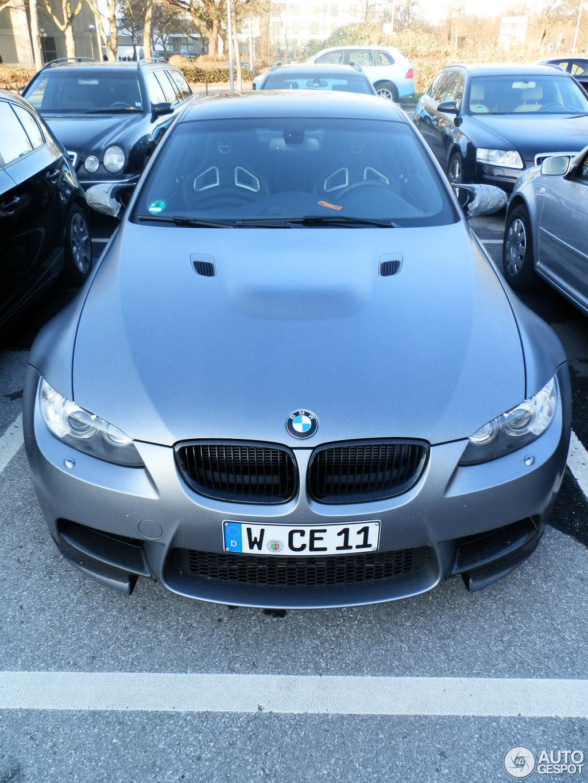 BMW M3 E92 Coupé 7