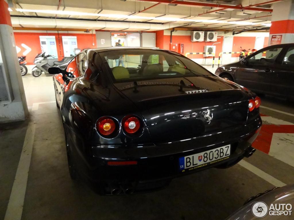 Ferrari 612 Scaglietti 6
