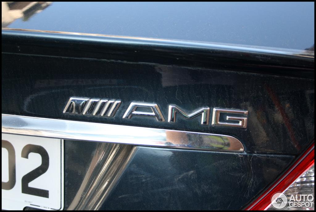 Mercedes-Benz CLS 55 AMG 3
