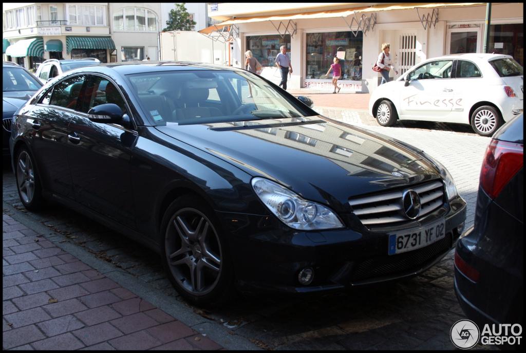 Mercedes-Benz CLS 55 AMG 4