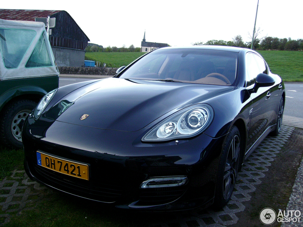 Porsche Panamera Turbo 5