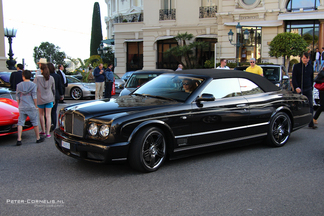 Bentley Azure T