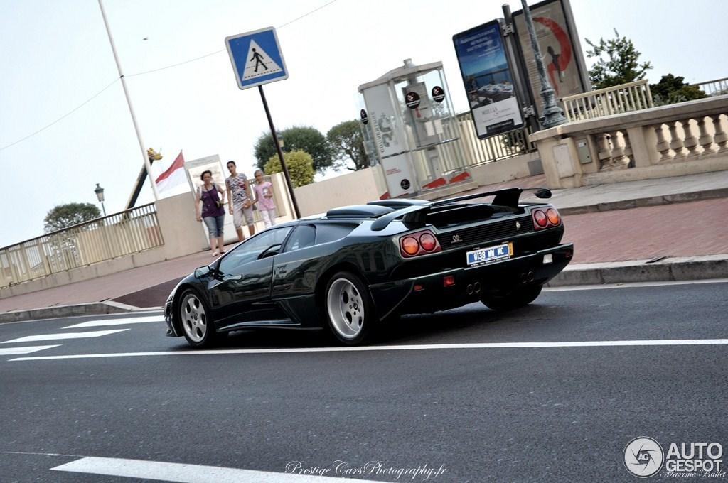 Lamborghini Diablo Se30 Jota 29 April 2012 Autogespot