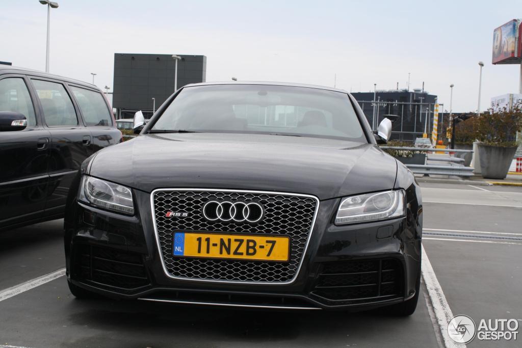 Audi RS5 B8 4