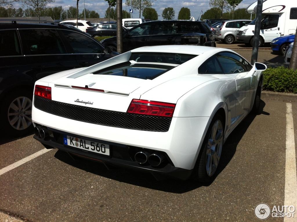 Lamborghini Gallardo LP560-4 4