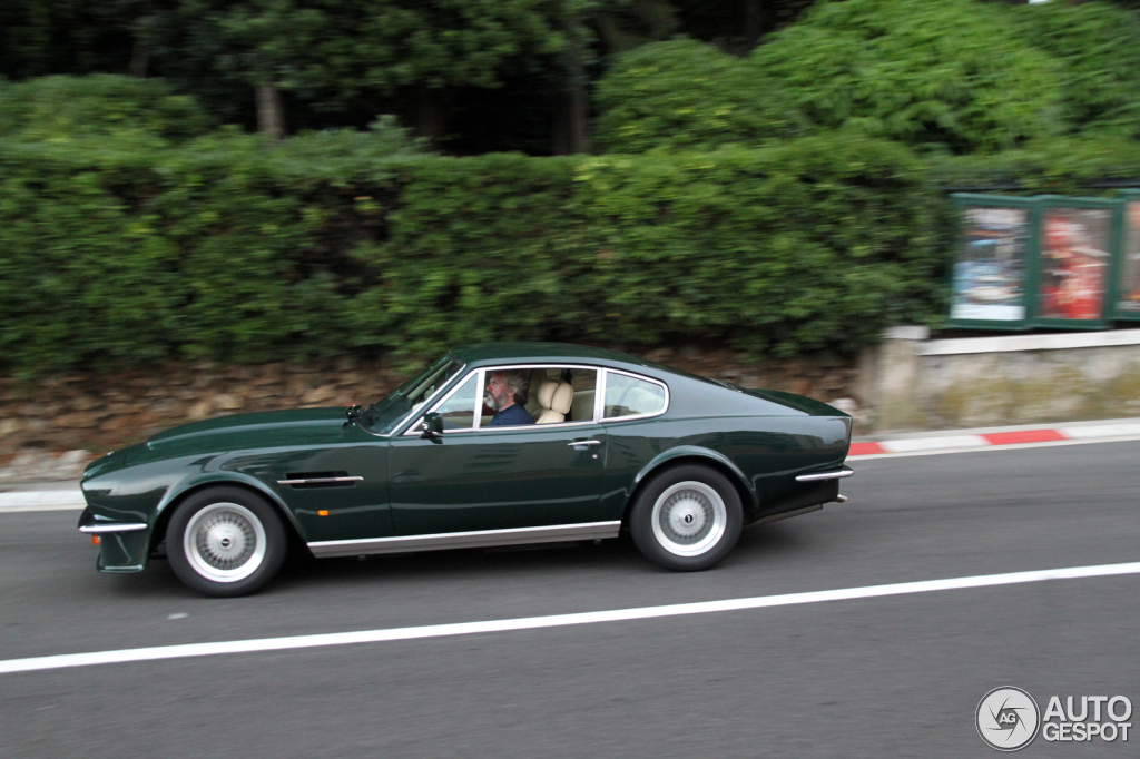 Aston Martin V8 Vantage 1977 1989 1 May 2012 Autogespot